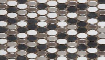 Confetti Tile Oval 12