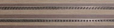 """Infusion Tile Wall Deco 6"""" x 24"""" - Taupe / Brown"""