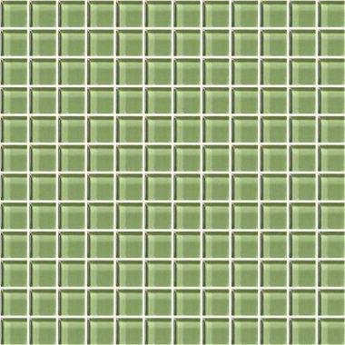 """Color Appeal Tile Mosaic 1"""" x 1"""" - Grasshopper"""