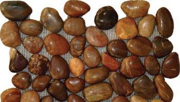 Mosaics Pebbles Tile 12