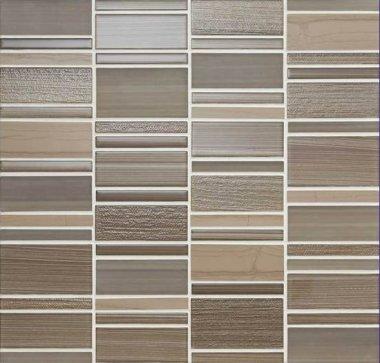 """Serentina Tile Block Random 11 7/8"""" x 12 1/4"""" - Solitude"""