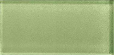 "Color Appeal Tile 4"" x 12"" - Grasshopper"
