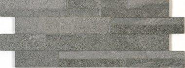 """Eco-Stone Series Tile Muretto Decor 6"""" x 16"""" - Anthracite"""