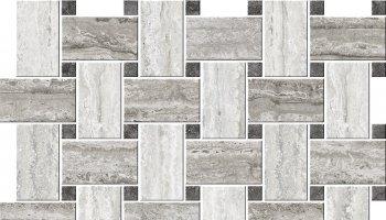 Italian Icon Series Tile Irregular Blend 16