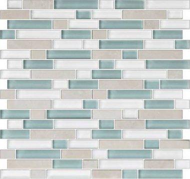 Color Appeal Tile Mosaic Blend - Pacific Coast