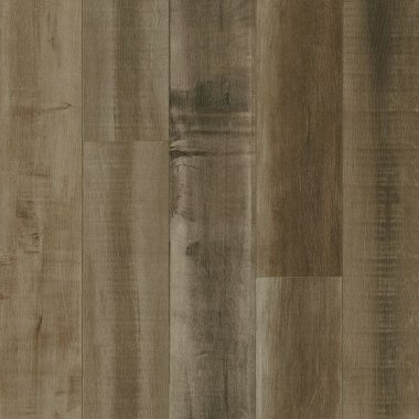 "PRYZM Vinyl Exotic Woodgrain 5"" x 47.56"" - Reclaimed Gray"
