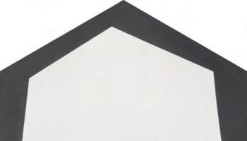 Bati Orient Cement Tile Hexagon Modern 8