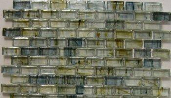Crystal Glass Tile 5/8