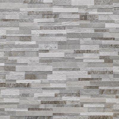 Rondine Cubics Tile 6 Quot X 24 Quot Grey