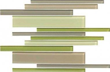 Color Appeal Tile Interlocking Blend - Willow Brook