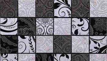 Artistic Dynasty 5 Mosaic Tile - 12