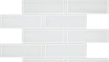 Bliss Element Glass Tile Brick Mosaic 2