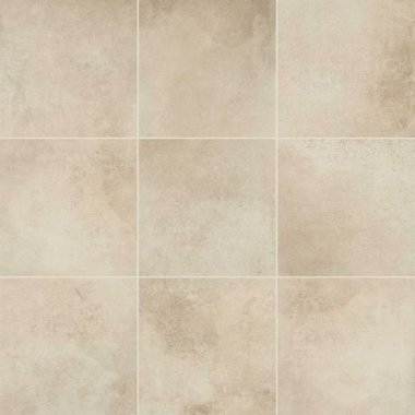 "Fusion Cotto Tile 18"" x 18"" - Ecru"