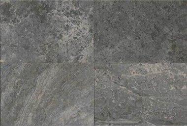 "Laurel Heights Tile 12"" x 18"" - Charcoal Crest"