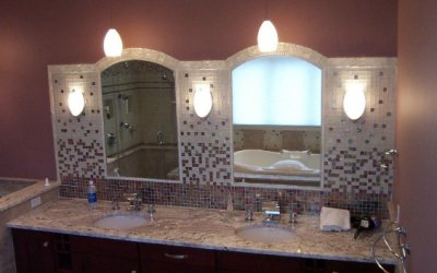 Bryce & Doyle Rochester, NY Bathroom Design