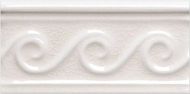 "Hampton Tile Waves 3"" x 6"" - Bone"