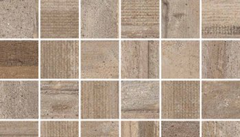 Allegria Wood Look Mosaic Tile - 2