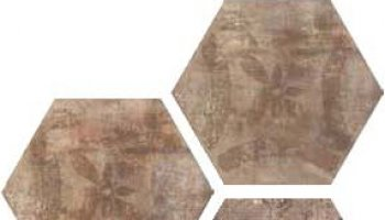 Approach Tile Hexagon Deco 14
