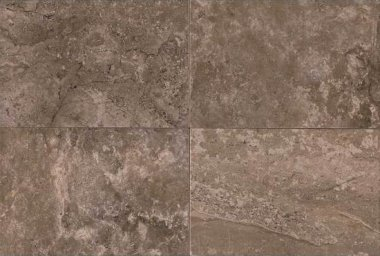 "Laurel Heights Tile 12"" x 18"" - Brown Pinnacle"