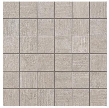 Mark Mosaic Matte Tile 2 x 2 - Pearl