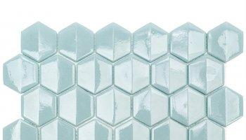 Eco Ocean 3D Hexagon 2