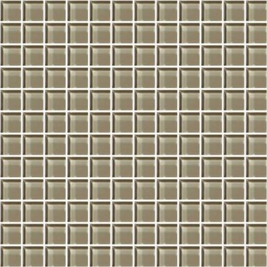 """Color Appeal Tile Mosaic 1"""" x 1"""" - Plaza Taupe"""