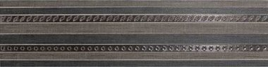 """Infusion Tile Wall Deco 6"""" x 24"""" - Gray / Black"""