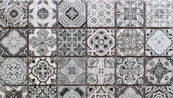 Artistic Festival 3 Mosaic Tile - 11.8