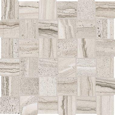 """Sandscape Tile Basketweave 2"""" x 2"""" - White Sand"""