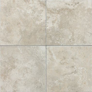 "Pozzalo Tile 18"" x 18"" - Sail White"