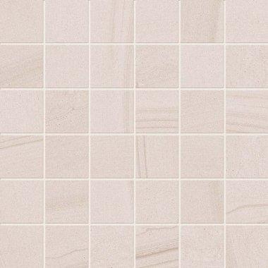 "Re-Work Tile Mosaic 2"" x 2"" - White"