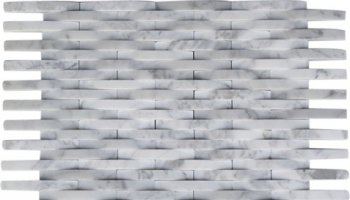 3D Weave Stone Tile 3/8
