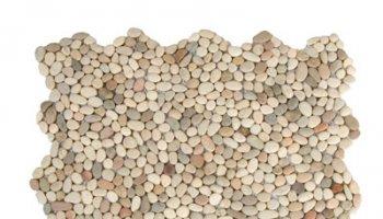 Beach Stone Tile 1/4