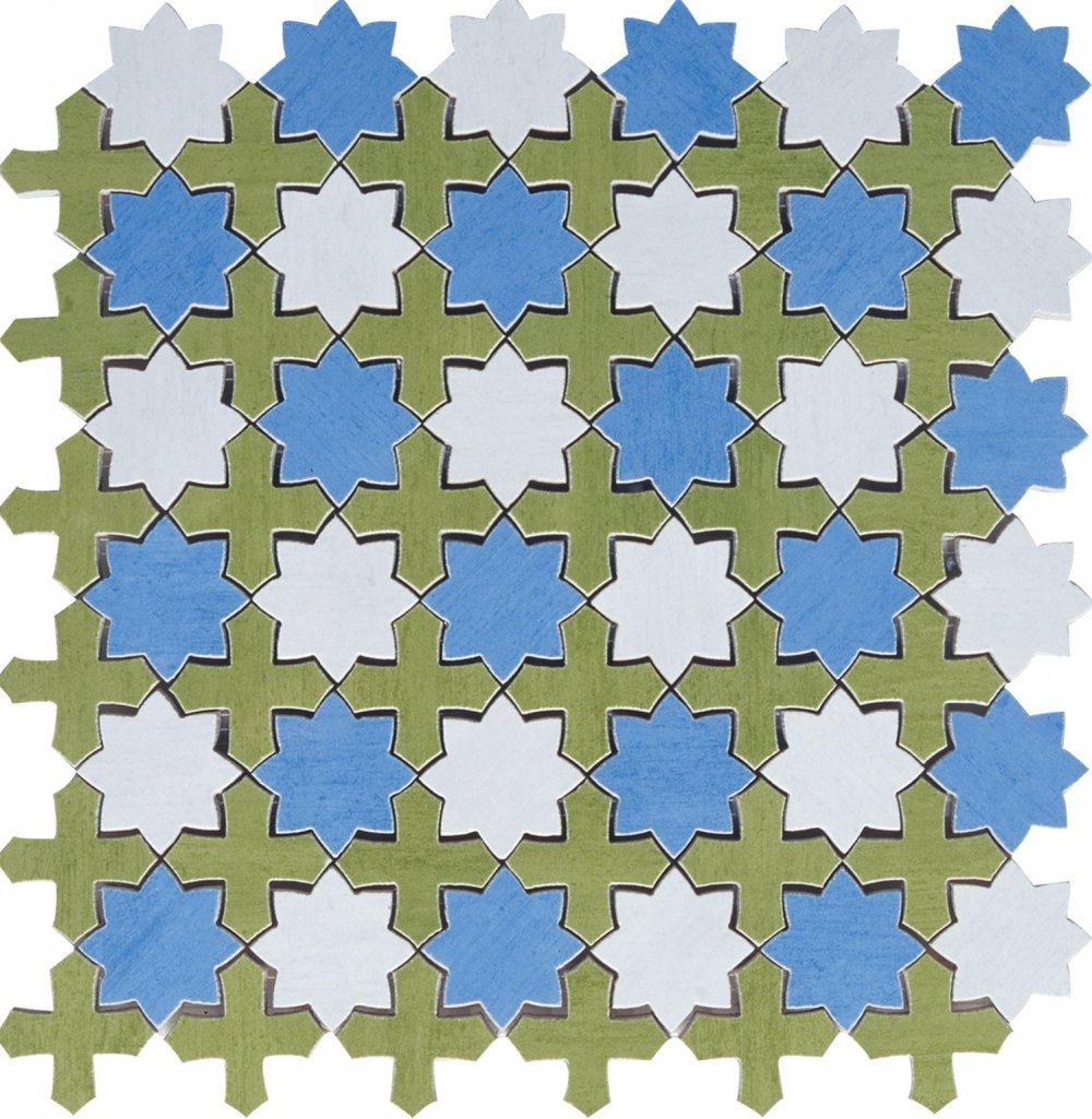 Interceramic Tile - Aquarelle Tile Mosaic 12\