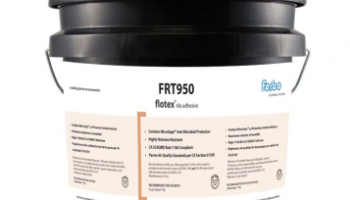 Allura Flex FRT 950 Adhesive 4 Gallon 1 x 1 - Tan