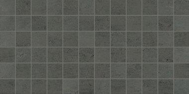 "Theoretical Tile Mosaic 2"" x 2"" - Imaginative Gray"
