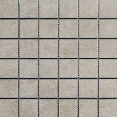 """Atlas Tile Mosaic 2"""" x 2"""" - Gris"""