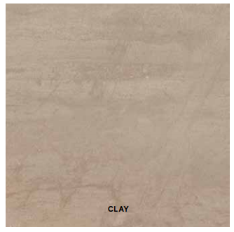 Mark Polished Rectified Tile 18 x 36 - Clay