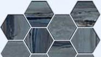 Exotic Stone Tile Natural Hexagon 12
