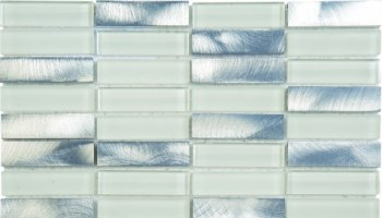 Metal Tile Aluminum Mosaic 12
