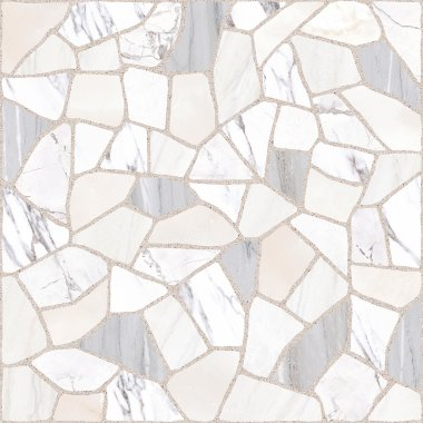 """Pure Marble Series Tile Polished Decor 24"""" x 24"""" - Palladian"""