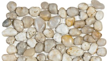 Pebble Polished Interlocking 12