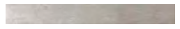 "Mark Listello Deco Matte Tile 3"" x 23"" - Chrome"