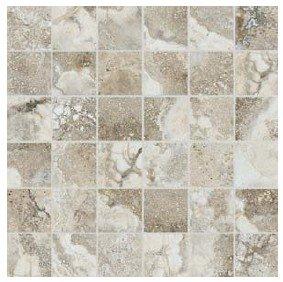 """Ottomano Tile Mosaic 2"""" x 2"""" - Sand"""