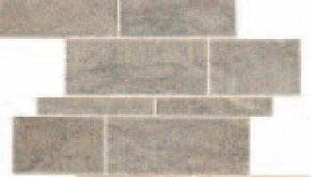 Zanzibar Tile Brick - Grigio Dark