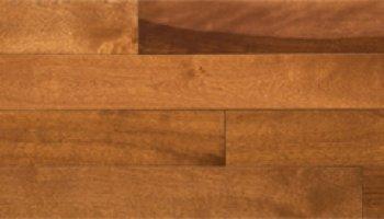 Classics Solid Birch Hardwood Flooring - Yellow Birch Copper