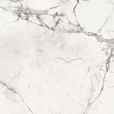 """Pure Marble Series Tile Polished 24"""" x 24"""" - Spider White"""