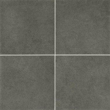 "Concrete Chic Tile 12"" x 12"" - Stylish Charcoal"