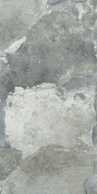 "Geology Tile 12"" x 24"" - Grey"