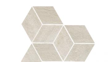 Mark Mosaic Esagono Matte Tile 12